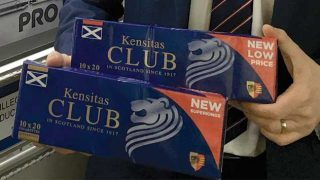 Kensitas Club outers