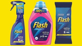 Flash Ultra Power range