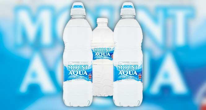 Bestway Mount Aqua water