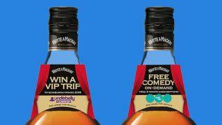 Whyte & Mackay bottles