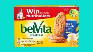 belVita nutribullet packs