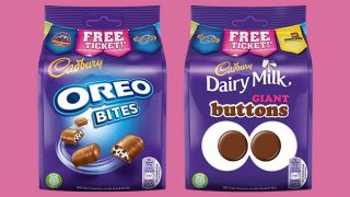 Cadbury Merlin promo packs