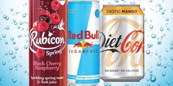 Low sugar drinks