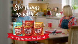 Mug Shot TV ad