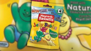 Maynards Bassett Jelly Babies