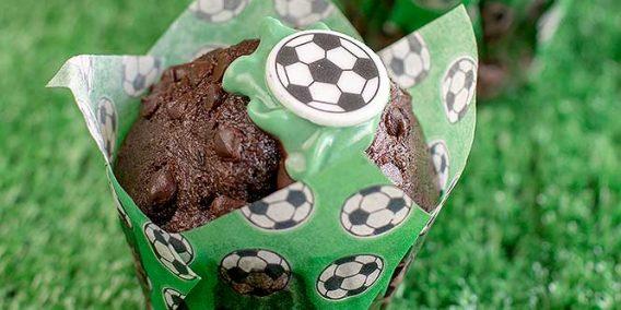 Otis chocolate muffin