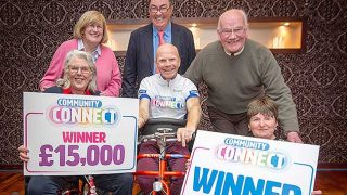 Scotmid Community Connect winners