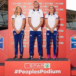 Spar People's Podium