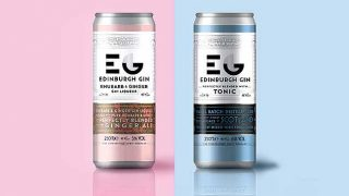 Edinburgh Gin & Tonic premix