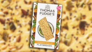 Thomas Fudge flatbreads