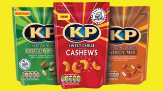 KP Sweet Chilli Cashews