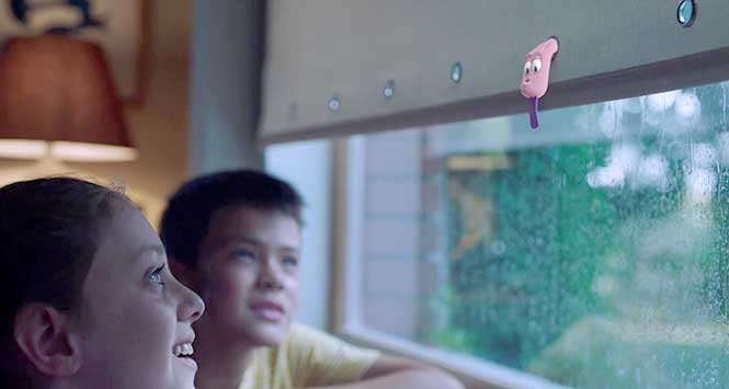 Yollies TV ad
