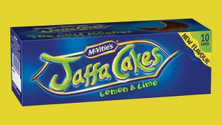 Lemon & Lime Jaffa Cakes