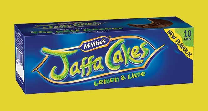 Lemon & Lime Jaffa Cakes