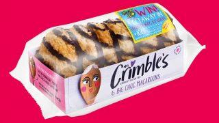 Mrs Crimble's Choc Macaroons