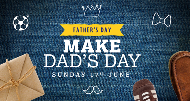 Make Dad's Day with Nisa