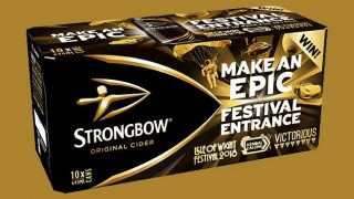 Stronbow 10-pack