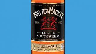 Whyte & Mackay 50cl bottle