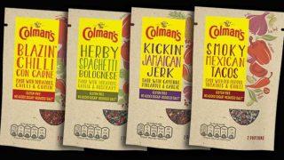 Colman's Seasoning Blends