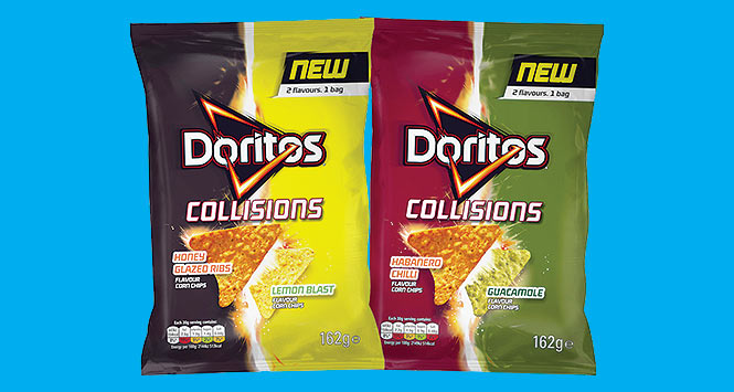 Doritos Collisions