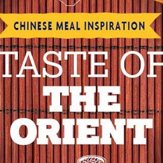 Nisa's Taste of the Orient promotion
