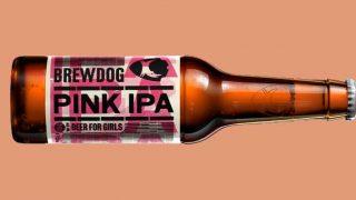 Brewdog's Pink IPA