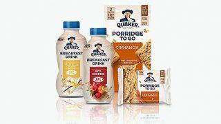 Quaker Breakfast Drink