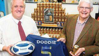 Finlay Calder, trustee of My Name'5 Doddie