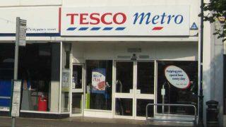Tesco Metro stores