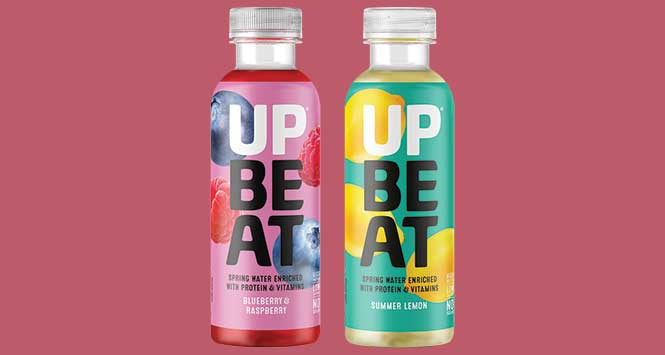 Upbeat juice drinks