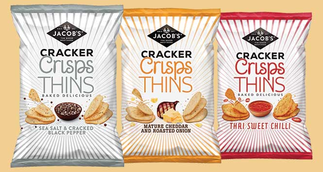 Cracker Crisps Thins
