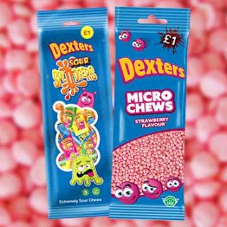 Dexters Spodgers and Micro Chews