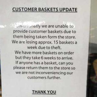 baskets notice