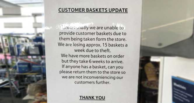 baskets notice
