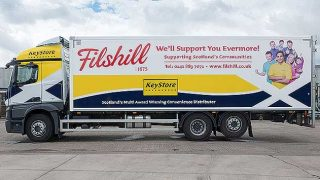 Filshill lorry
