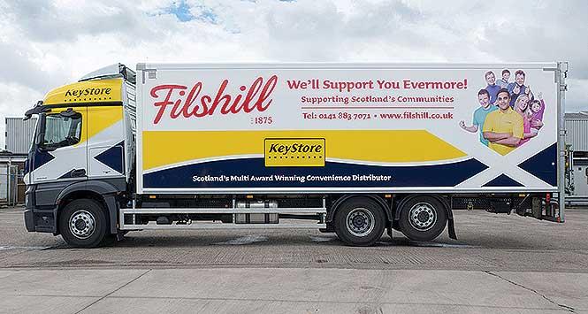 Filshill lorry
