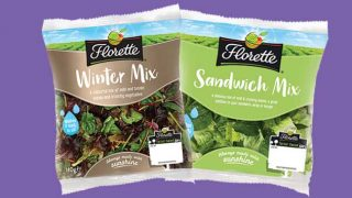 Florette salad mixes