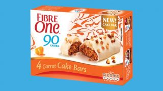 General Mills Fibre One Cake Bar