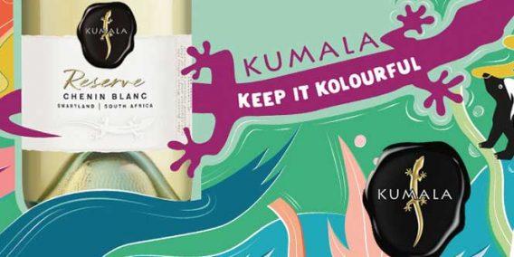 Kumala's Keep it kolourful campaign