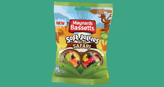 Soft Jellies Wild Safari