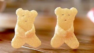 Naked Pom-Bear snacks