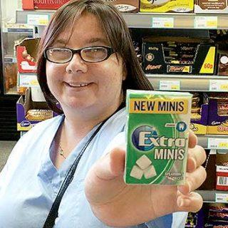 Wrigley's Extra minis