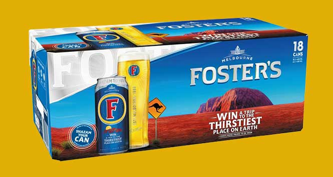 Foster's multipack