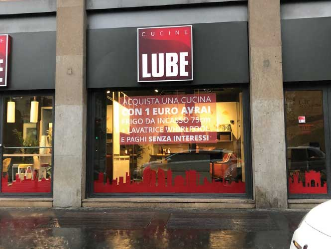 Lost in translation – some c-stores looked less appealing during the study tour.