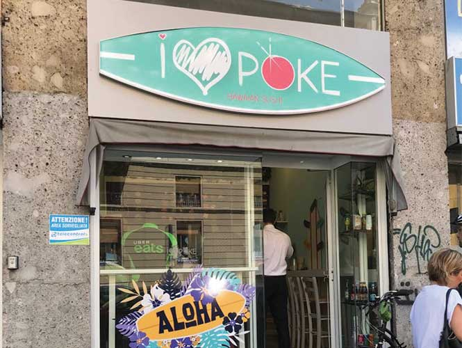 Who doesn't love poke?
