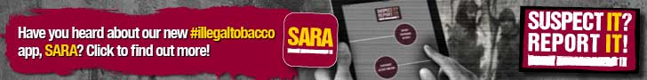Suspect it? Report it! Have you heard about our new app SARA?