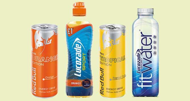 sports & energy drinks