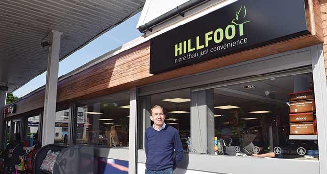 HIllfoot Garages