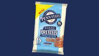 Penn State pretzels