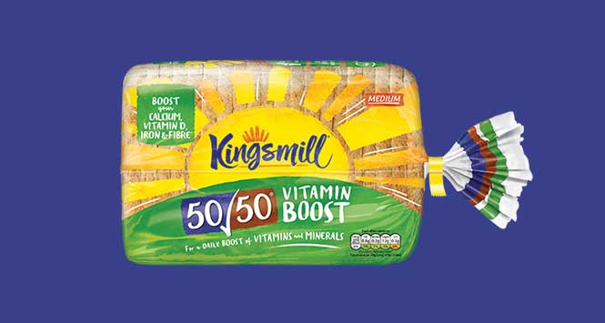 Kingsmill 50/50 Vitamin Boost
